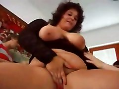 bbw wife cheating has breeding party